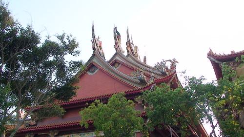 台南市安南區四草大眾廟