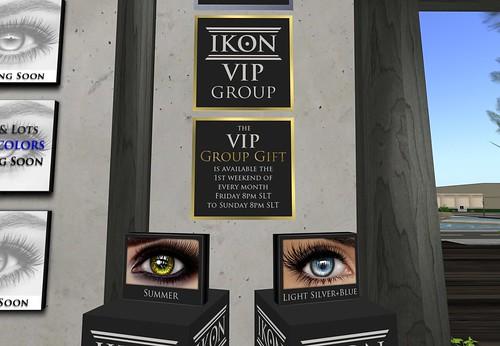 IKON - Group Gift 1 & 2 May 2012 by Cherokeeh Asteria
