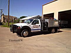 Alvarado, TX FD Brush 179