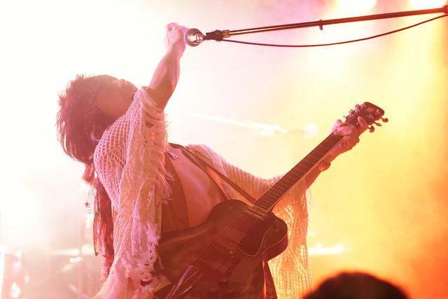 どファンク・マニアック live at Outbreak, Tokyo, 06 May 2012. 039