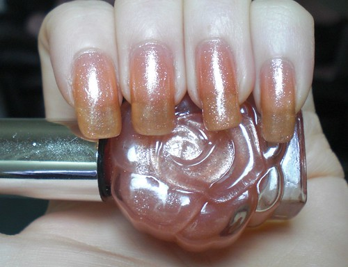 Beauty Concepts Peach Shimmer by KitaRei