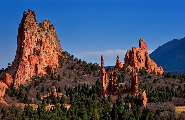 Garden Of The Gods Remembering Harvey Carter Be Sure To