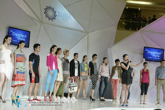Be Dazzled In Style Fashion Preview KLCC