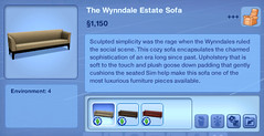 The Wynndale Estate Sofa
