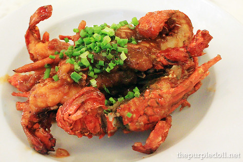 Singapore-Style Chili Lobsters