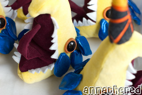 stuffed stuff: Anklegator from Bastion