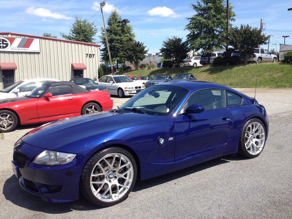 Fs 2006 Bmw Z4m Coupe Interlagos Blue 73k Miles Vmrs Priced To Sell Scion Fr S Forum