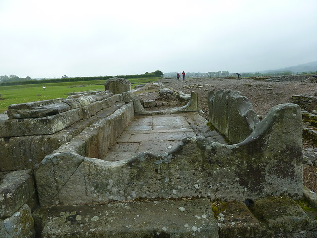 Corbridge Roman Site, Northumberland