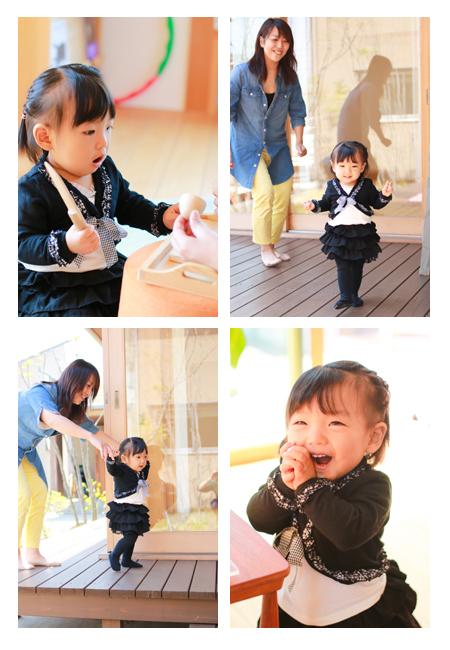ひだまりほーむ モデルルーム 岐阜県岐阜市 家族写真 子供写真 プロフィール写真 住宅