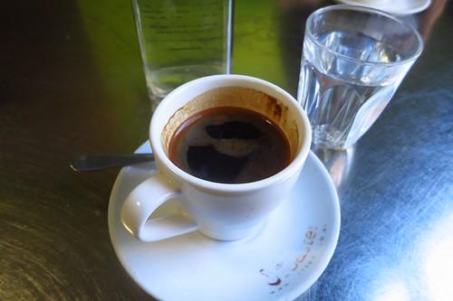 Cafe Giulia: Long black