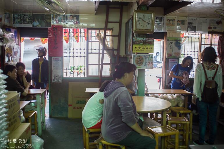 台南私藏景點--麻豆助碗粿、林媽媽鍋燒意麵、龍泉冰店 (16)