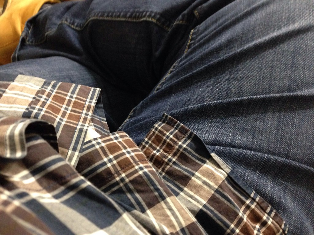 Camisa y jeans [233/365] #lafotodeayer