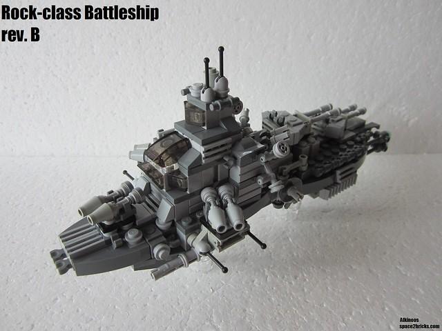 Rock class battleship p1