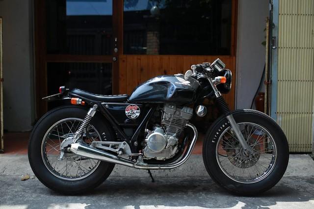 Honda Gb250 Clubman Cafe Racer