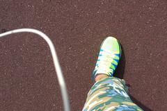 スロージョグ9日目7.52km|足首の内側くるぶし下部が腱鞘炎