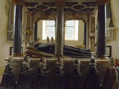 Knollys tomb
