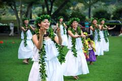 bride(0.0), quinceaã±era(0.0), bridesmaid(0.0), gown(1.0), woman(1.0), female(1.0), dance(1.0), hula(1.0), dress(1.0),