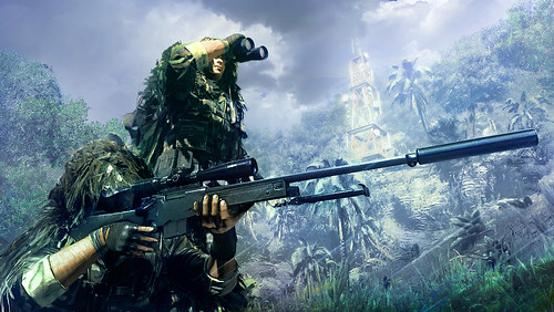 Sniper: Ghost Warrior for PS3