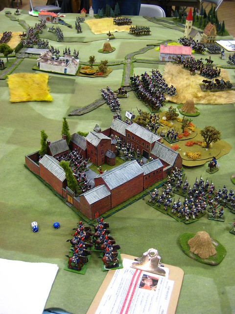 Trumpeter Salute 2012: Boys Own Waterloo I
