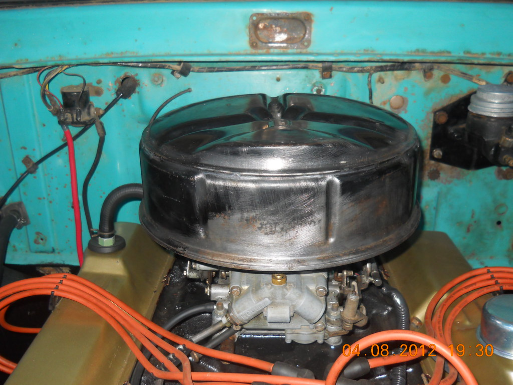 Battery Cables Routing 1965 F250 - Ford Truck Enthusiasts Forums