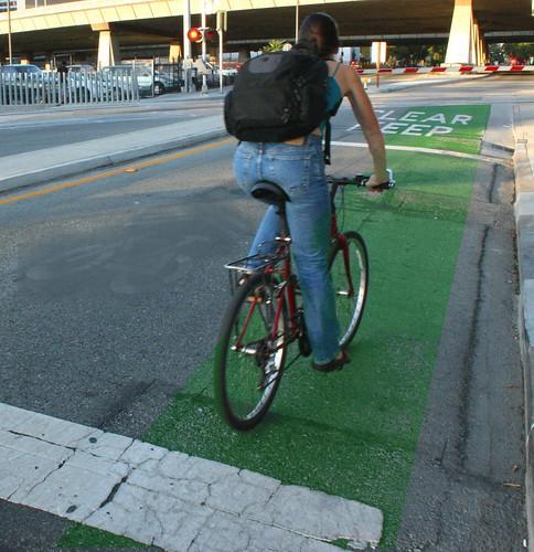 San Fernando Green Bikeways
