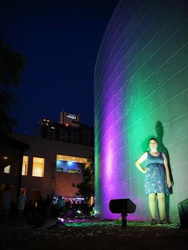 Luminaria 2012: Tina