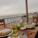ceviche on the coast