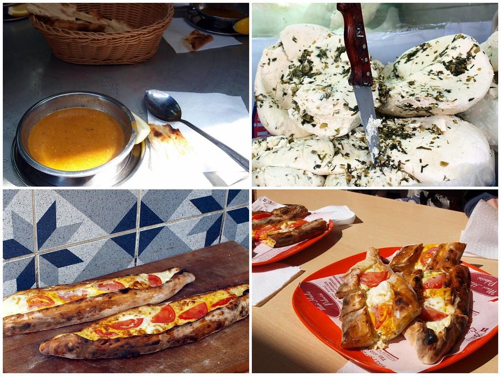 Turkish Food, Istanbul