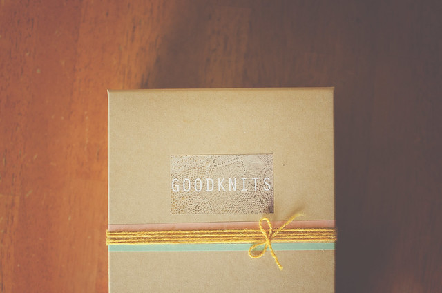 Goodknits package