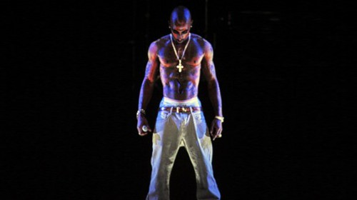 Tupac Hologram at Coachella 2012