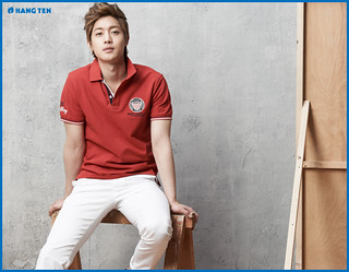 Kim Hyun Joong HangTen Spring and Summer 2012 Photo Collection