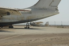 TL-ACN Ilyushin IL-76 ex Centrafrican Airlines + LY-ADP WSK-PZL Antonov An-2R ex UAB Temikas