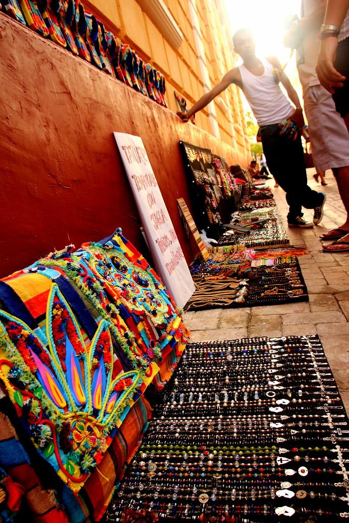 Artesanía en Cartagena de Indias 3