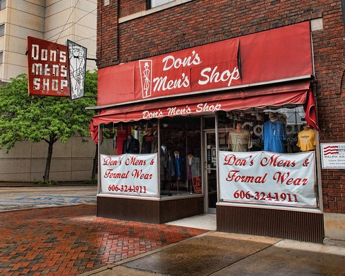 Don's Men's Shop