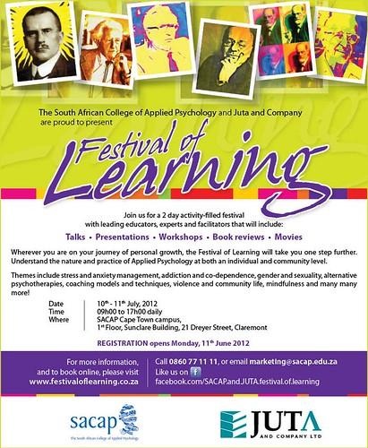 Invite - Festival of Learning