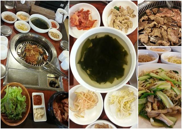 JNJ Dragon Korean BBQ