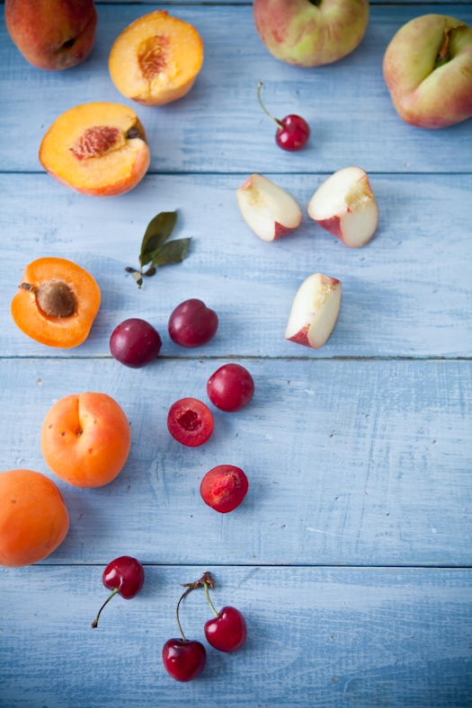 Stone Fruit Love