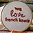 the We Love French Knots group icon