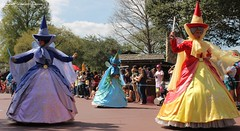 Festival Of Fantasy - Merryweather,Fauna and Flora