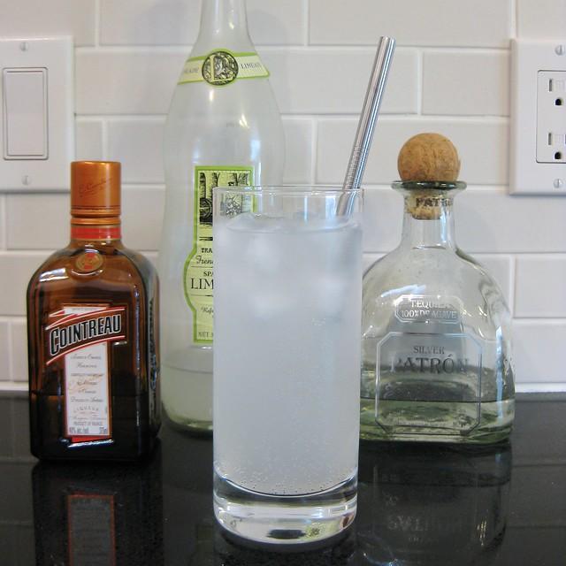 Easy Peasy Margaritas