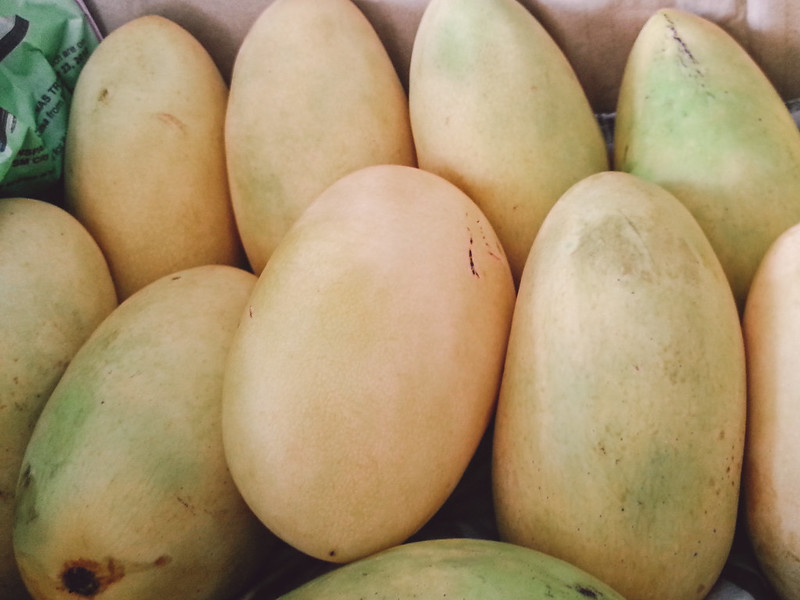 Hail the mangoes from Guimaras!!