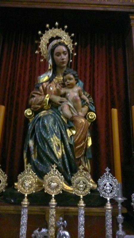 Hermandad de la Misión, Sevilla.