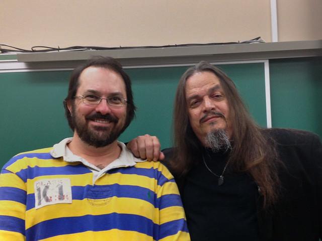 Eric Howton & Aron Ra Nacogdoches TX 2014