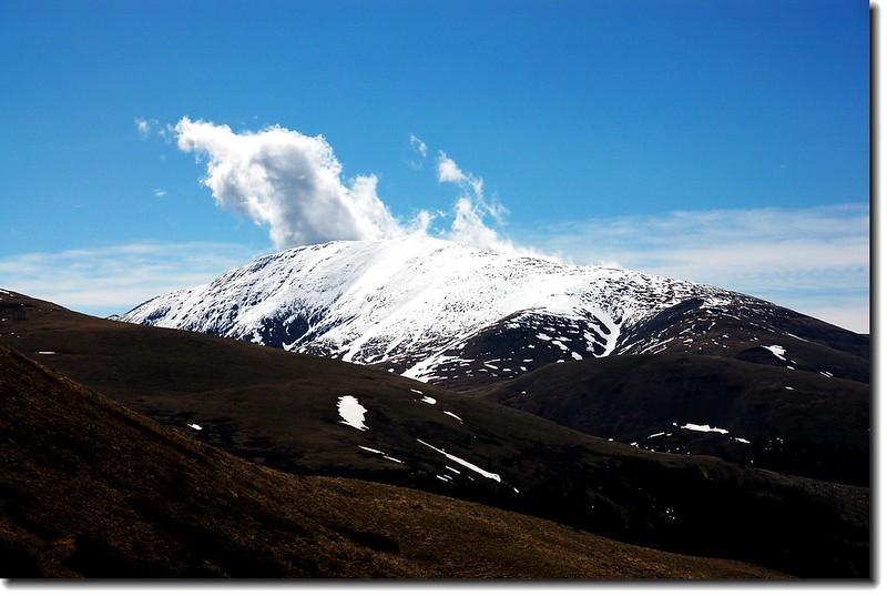 Mount Silverheels(13,822 ft.)