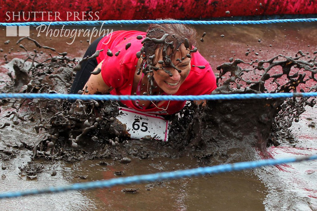 Pretty Muddy - Sunderland