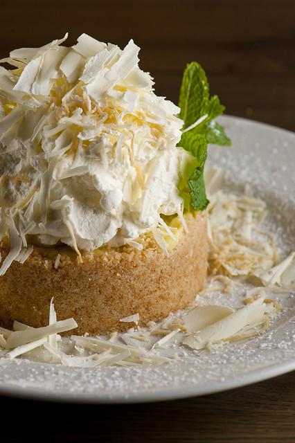 Del Frisco's Grille Coconut Cake