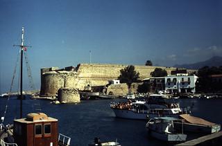 361Zypern Kyrenia Kastell