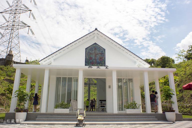 台南私藏景點--白色教堂 (1)