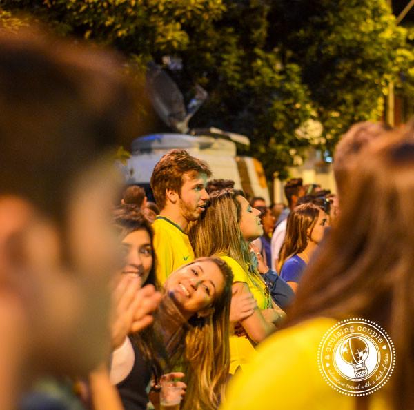 Brazil World Cup 2014 Fans