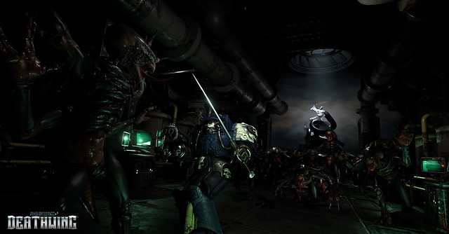 Space Hulk: Deathwing выйдет на PS4